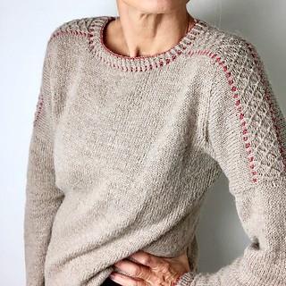eXXtra Sweater - Garnpaket (Hinterm Stein)