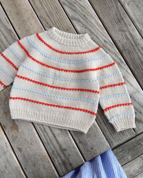 Festival Sweater (1 bis 14 Jahre) - Garnpaket (PetiteKnit)