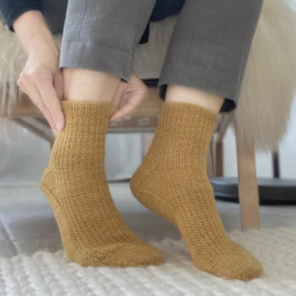Tavalli Socks - Garnpaket (rosa p.)