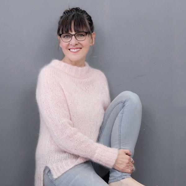 Mapala Sweater Mohair Edition - Garnpaket (rosa p.)