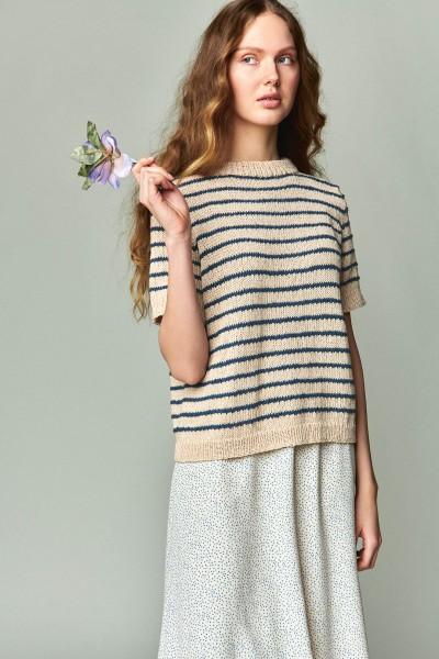 Marian T-Shirt 2104-2 - Strick-Set (SANDNES)