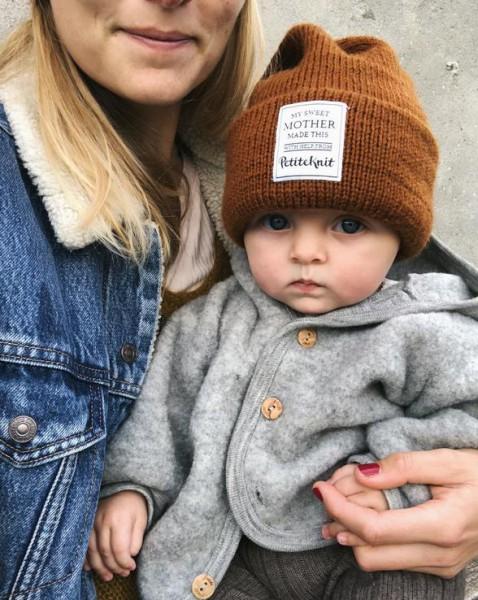 Oslomütze (Kinder&Erwachsene) - Garnpaket (PetiteKnit)
