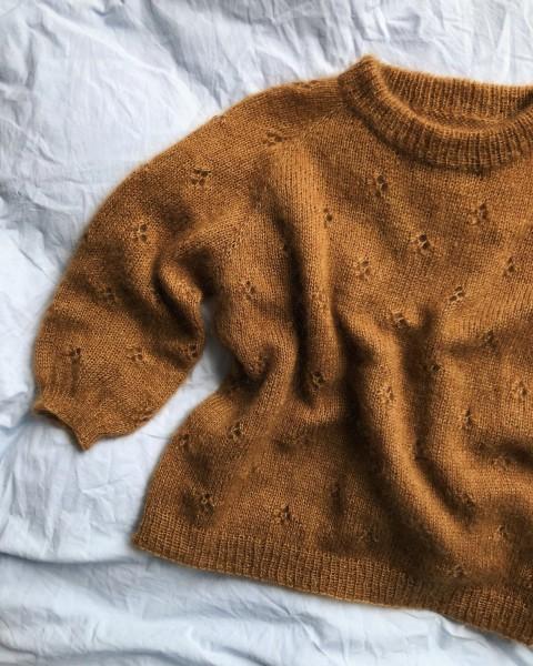 Fortune Sweater - Garnpaket (PetiteKnit)