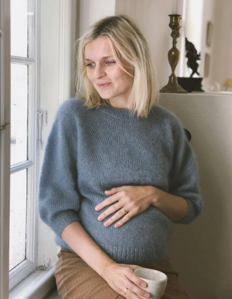 Novice Sweater - Garnpaket (PetiteKnit)