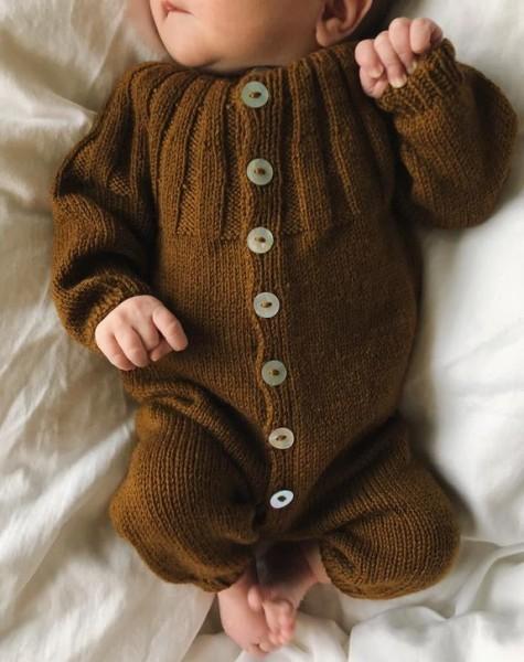 Sunday Suit - Baby bis 3 Jahre - Garnpaket (PetiteKnit)