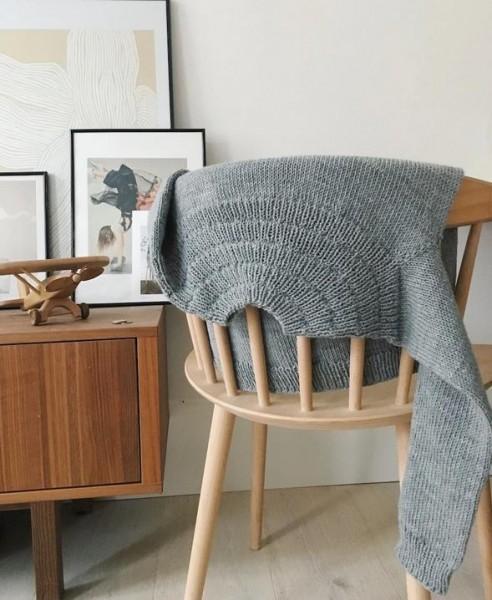 Anker's Pullover Junior 8-14 Jahre - Garnpaket (PetiteKnit)