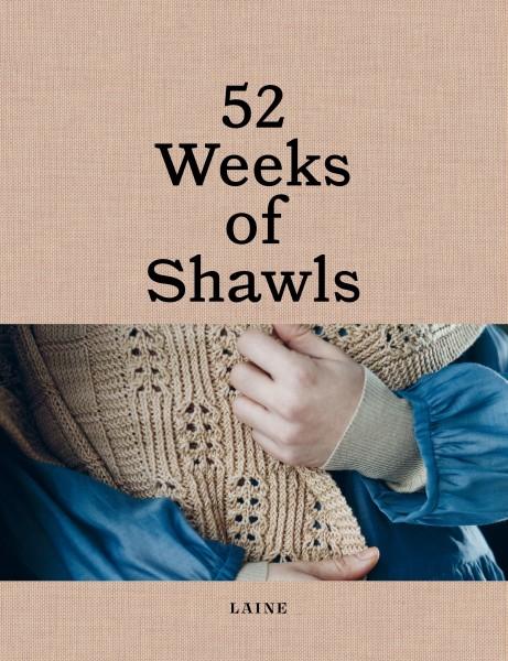 52 Weeks of Shawls - Laine