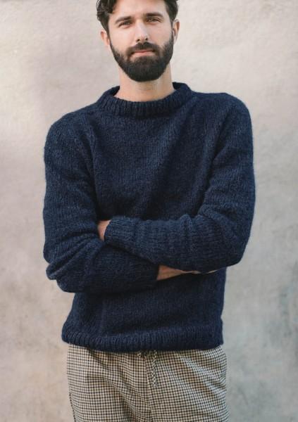 Jesper-Pullover 2015-4 - Strick-Set (SANDNES)