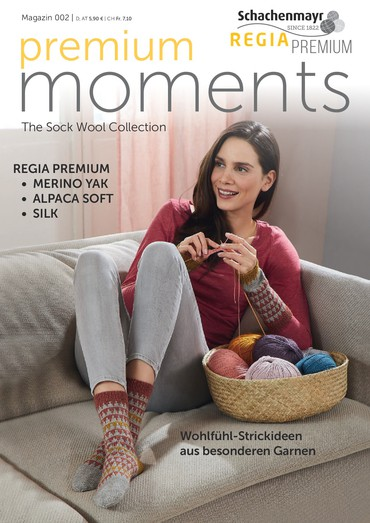 Regia Premium Magazin